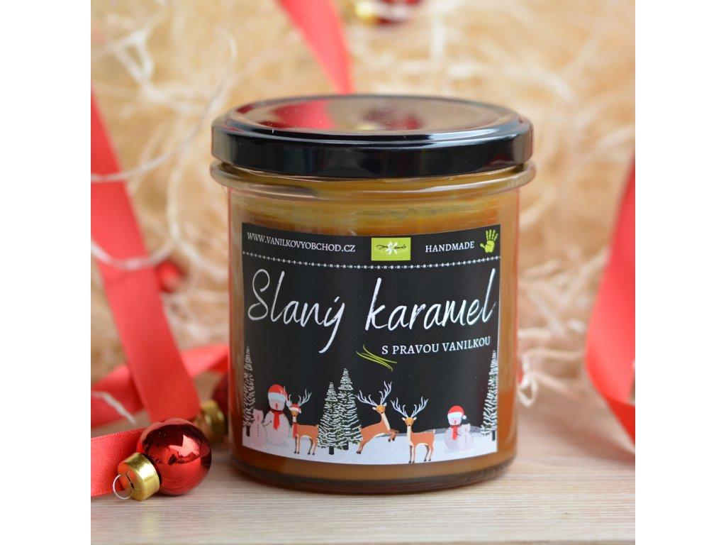 Slany karamel vanoce