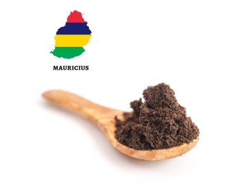Mletá vanilka mauricius
