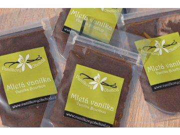mleta vanilka bourbon10g