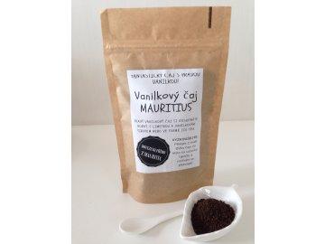 Vanilkový čaj z Mauritia, 50g
