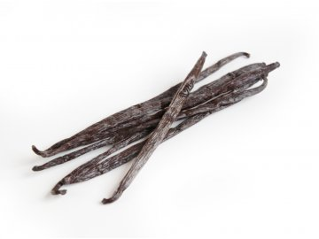 1ks Vanilkové lusky Vanilka bourbon, Mauritus, 20cm
