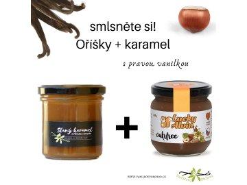 karamel+lucky cukrfree vanilla