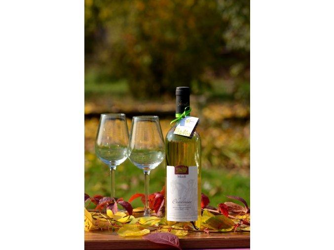 Dárkové Vanilkové Víno - víno jako lusk! 0,75l, 2014