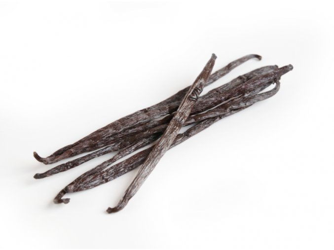 Vanilkové lusky Vanilka bourbon Mauritus +17 cm,1ks