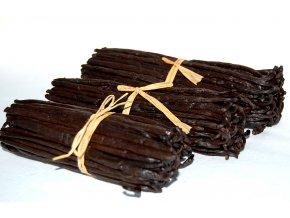 Vanilkové lusky Vanilka bourbon Mauritus +17 cm, 2ks