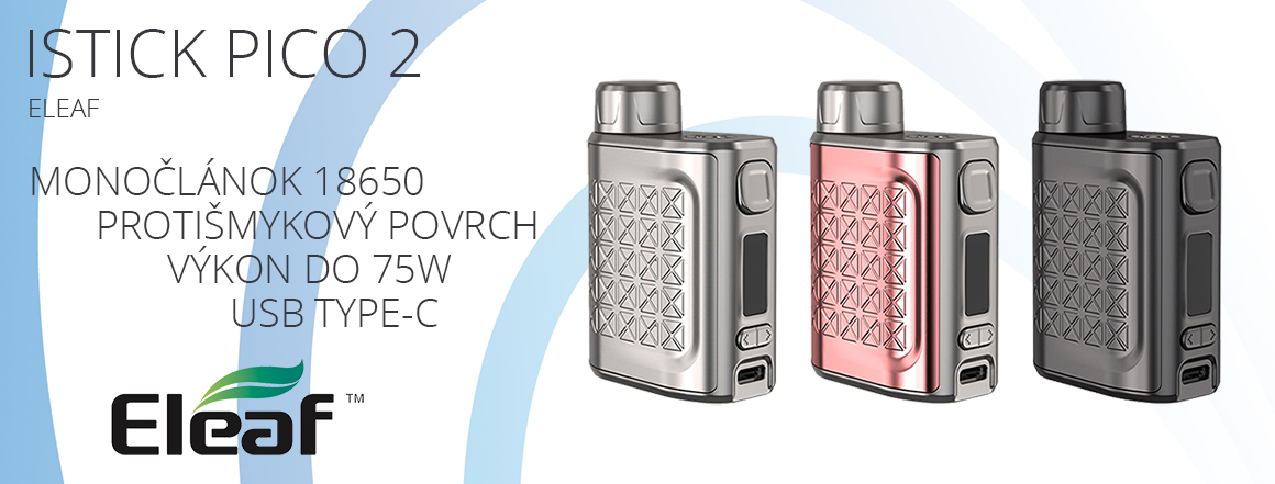 Eleaf iStick Pico 2 TC75W Easy