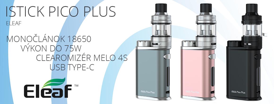 Eleaf iStick Pico Plus TC75W Full