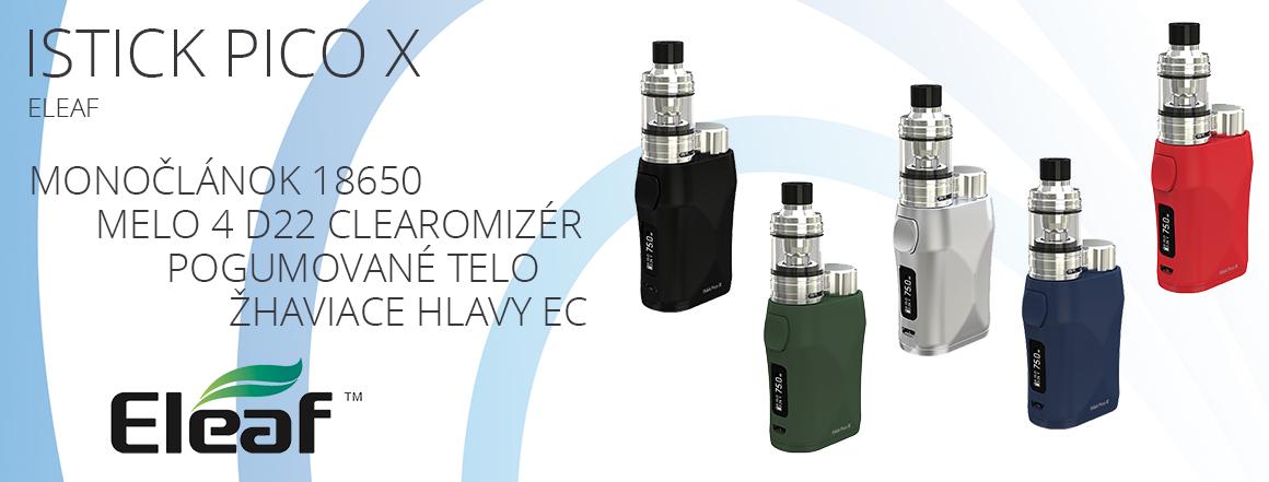 Eleaf iStick Pico X TC75W Full