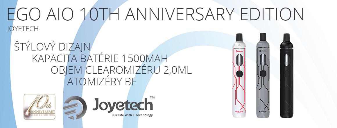 Joyetech eGo AIO 10th Anniversary Edition 1500mAh
