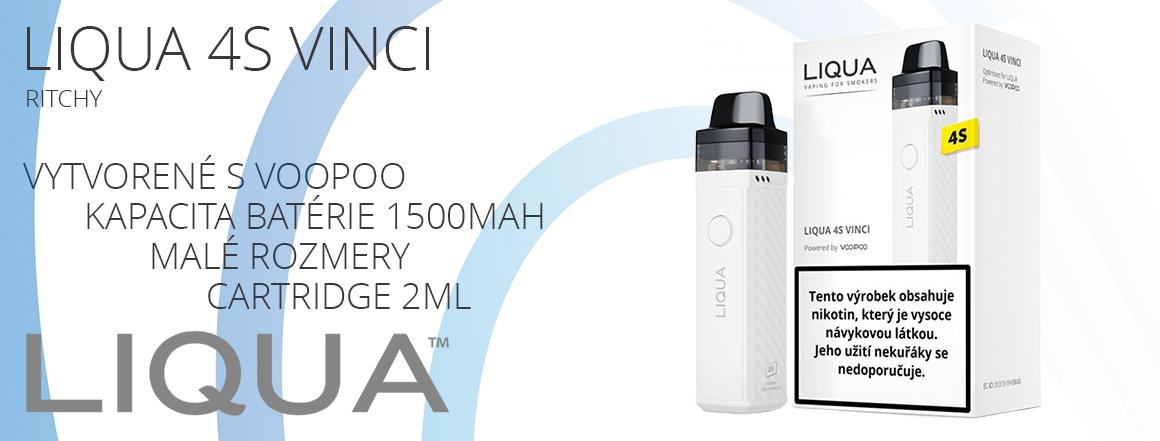 Liqua 4S Vinci 1500mAh