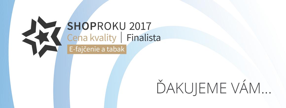 ShopRoku 2017 - finalista
