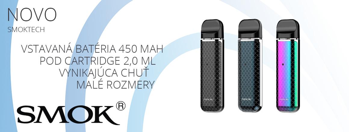 Smoktech NOVO 450mAh