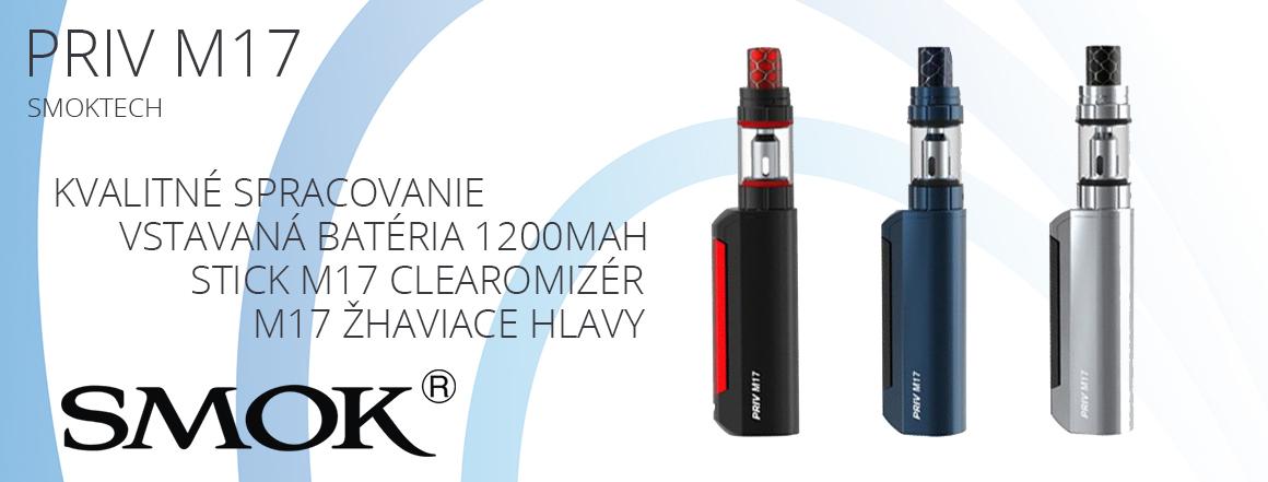 Smoktech Priv M17 TC60W 1200mAh