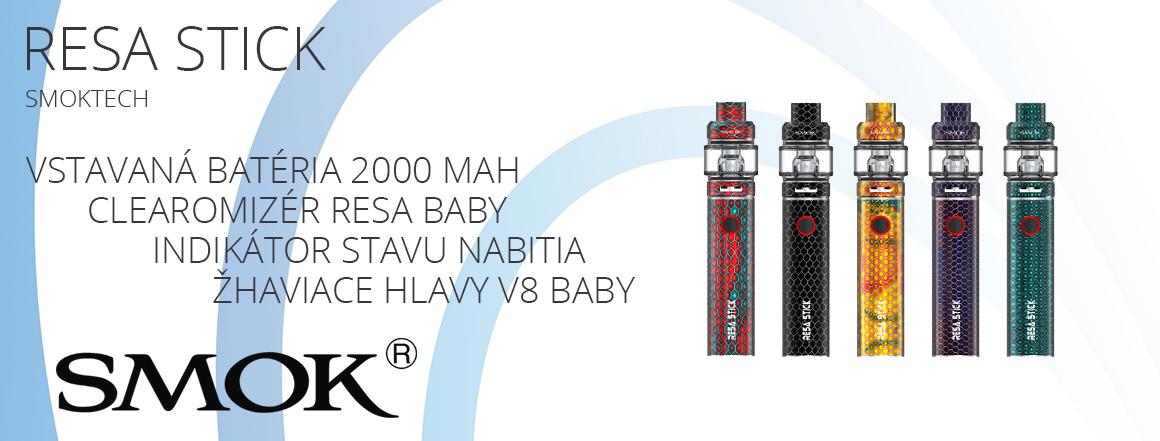 Smoktech Resa Stick V8 2000mAh