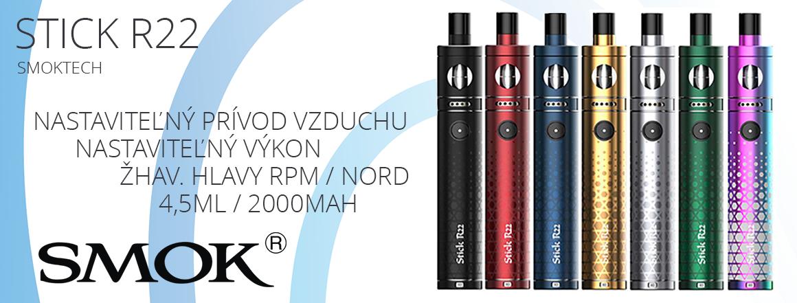 Smoktech Stick R22 40W 2000mAh