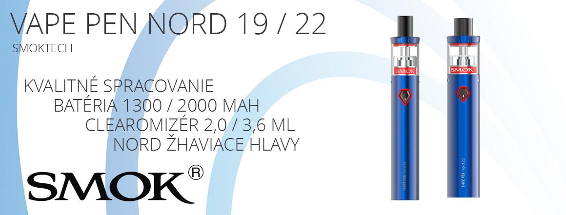 Smoktech Vape Pen Nord 19 / 22