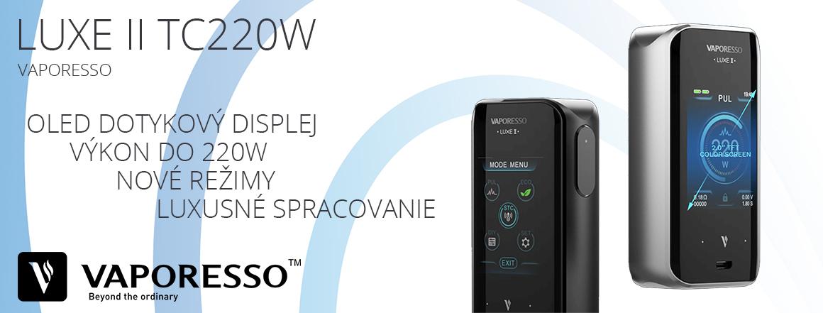 Vaporesso LUXE II TC220W Easy