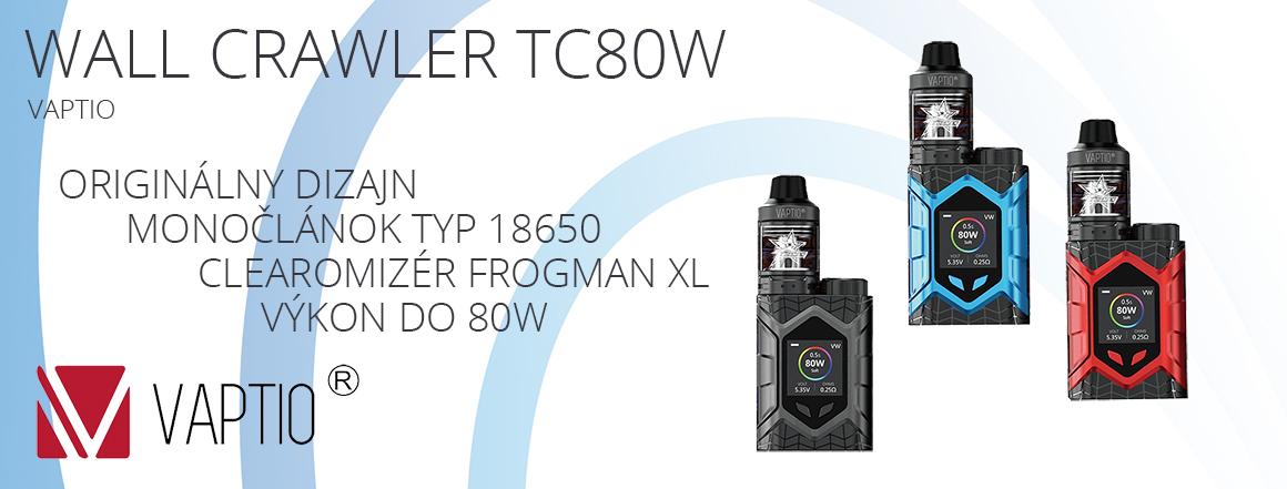 Vaptio Wall Crawler TC80W Full