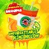 BM LIQUIDS SPARKLING DREAMS UNFORGETTABLE KIWI MELON