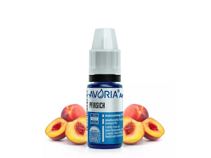 Avoria Aroma 12 ml pfirsich