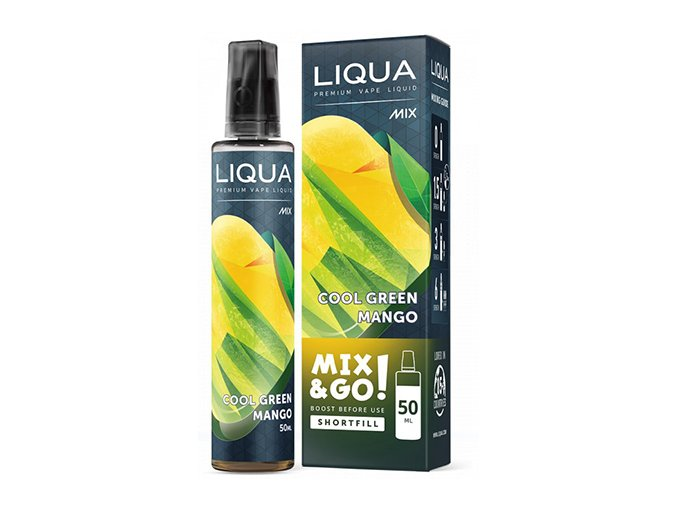 LIQUA Mix&Go Cool Green Mango