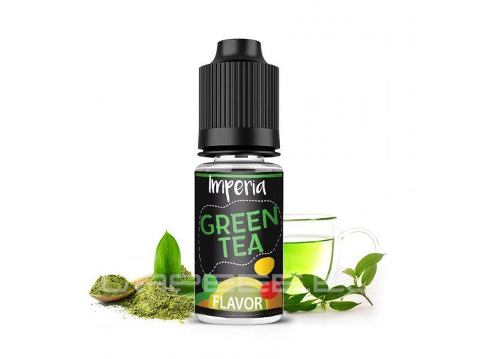 Imperia Black Label Green Tea
