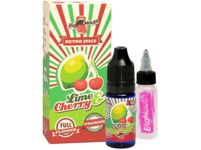prichut big mouth retro lime and cherry