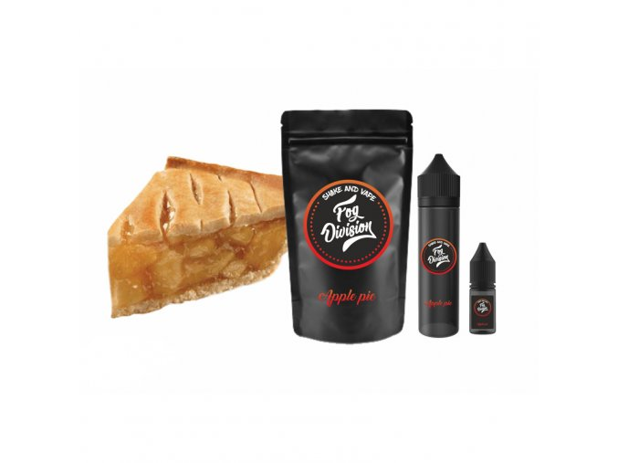 Fog Division Shake & Vape Apple Pie