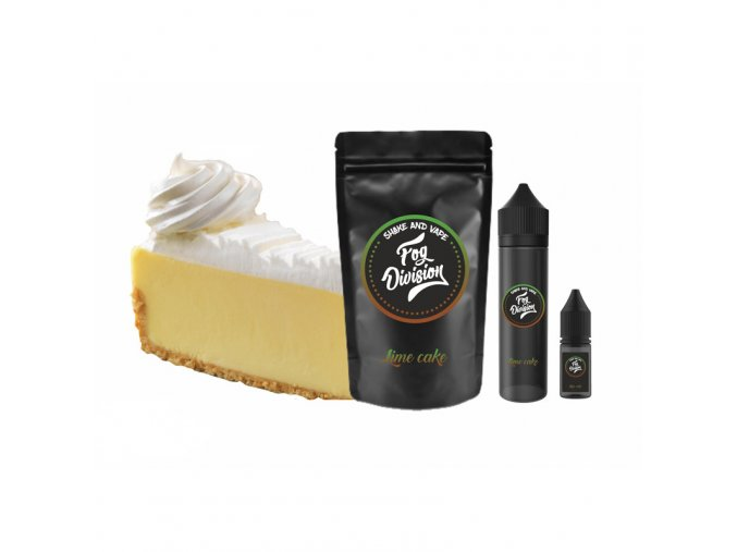 Fog Division Shake & Vape Lime Cake