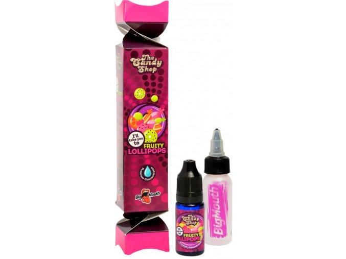 prichut big mouth candy fruit lollipops