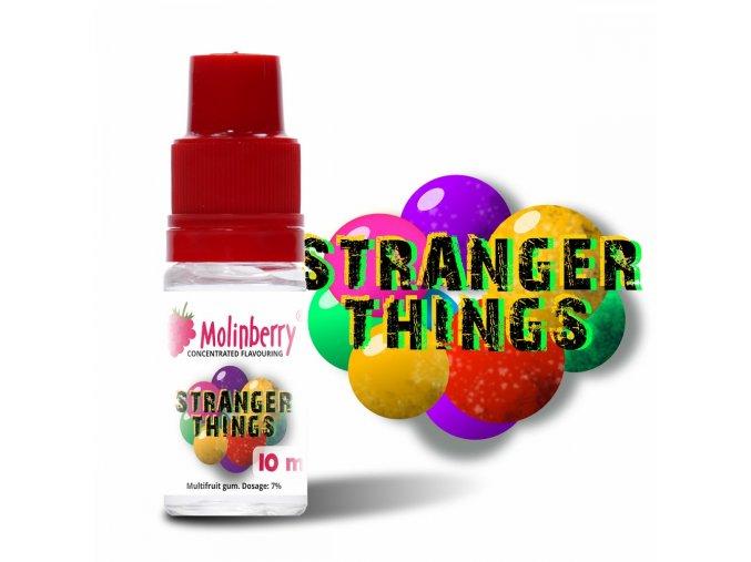 big 17 stranger things