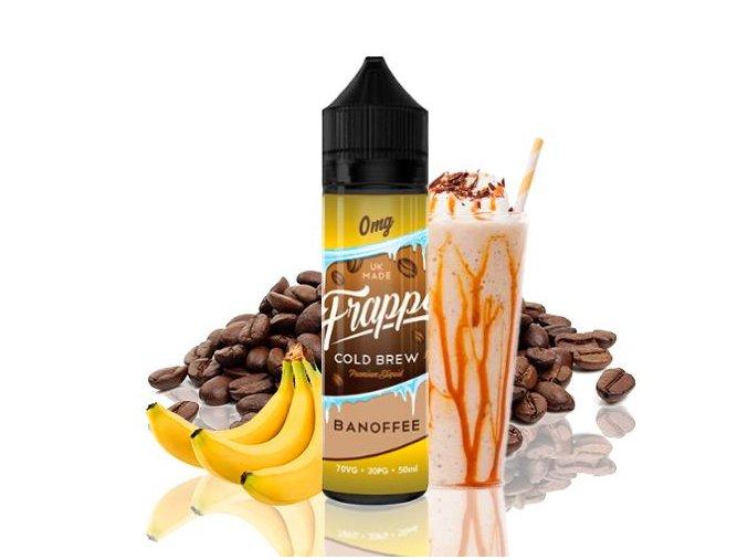 48208 5679 frappe cold brew banofee coffee 50ml shortfill