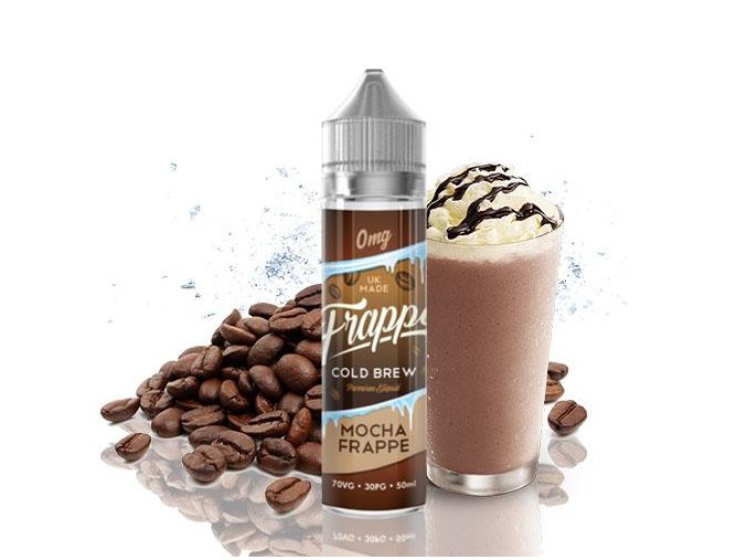 47885 6930 pancake factory mocha frappe 50ml shortfill