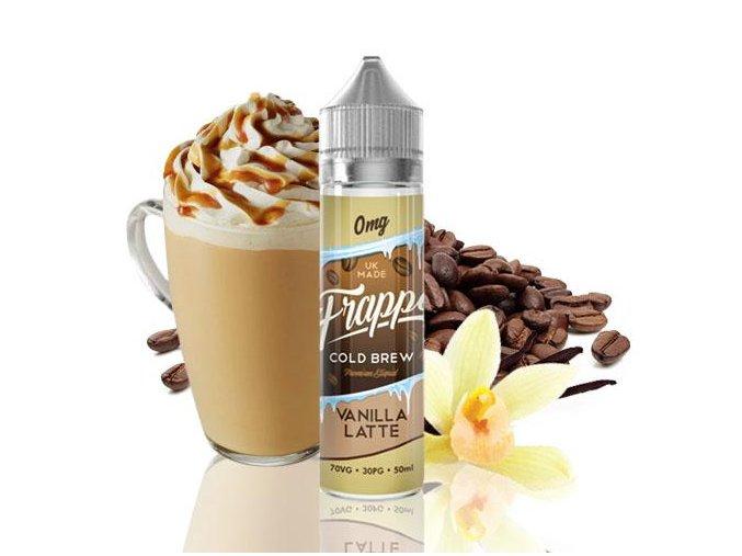 47887 8273 pancake factory vanilla latte 50ml shortfill
