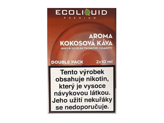 Ecoliquid Coconut Coffee