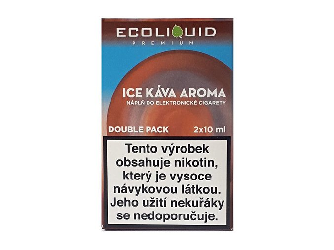 Ecoliquid Ice Coffee