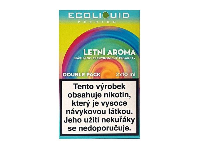 Ecoliquid Summer flavour