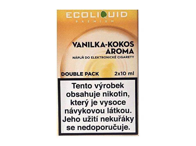 Ecoliquid Vanilla Coconut