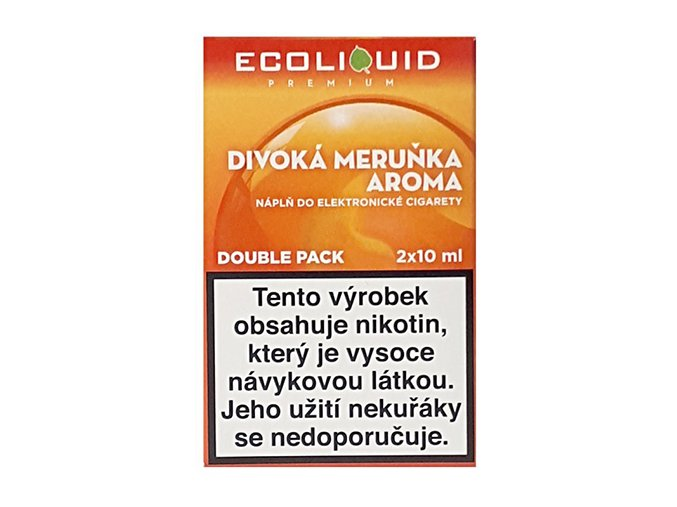 Ecoliquid Wild Apricot