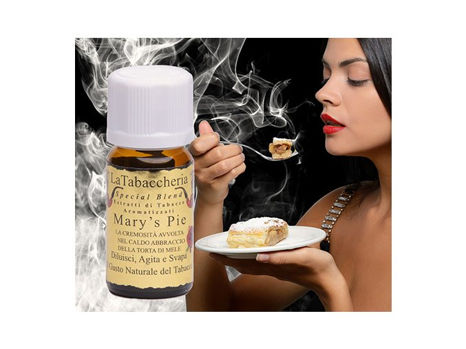 La Tabaccheria Special Blend Mary's Pie