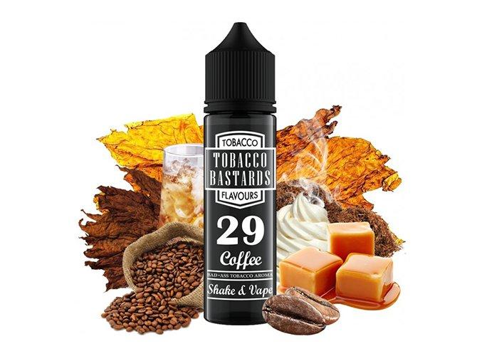 Flavormonks Tobacco Bastards Shake & Vape No.29 Coffee