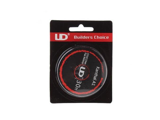 UD drôt Flat Ribbon Wire 0,5*0,1mm Kanthal A1