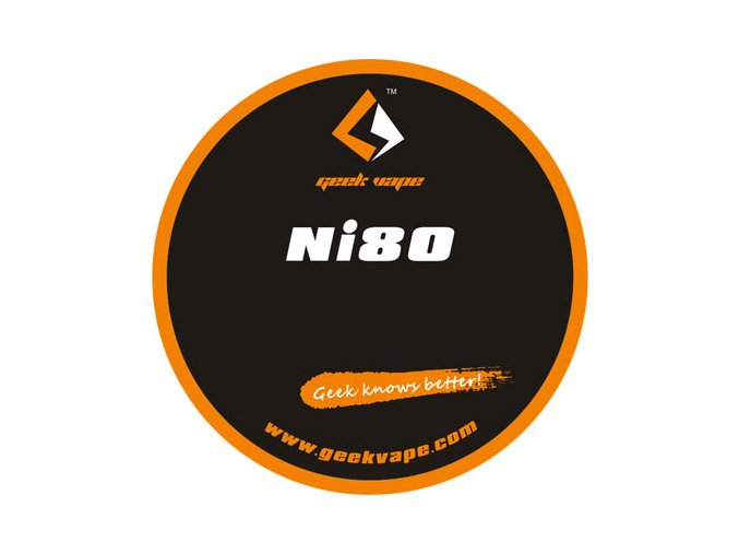 GeekVape drôt Standard Wire Ni80