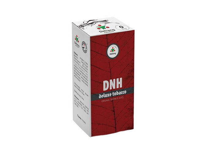 dnh deluxe tobacco