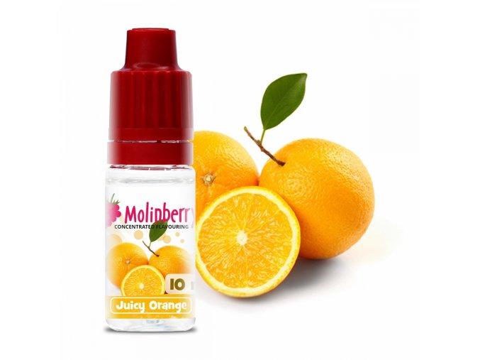 big 11.juicy orange