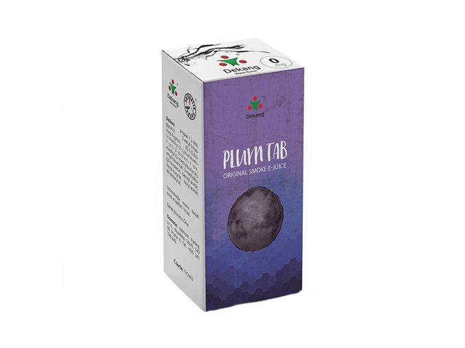 plum tab