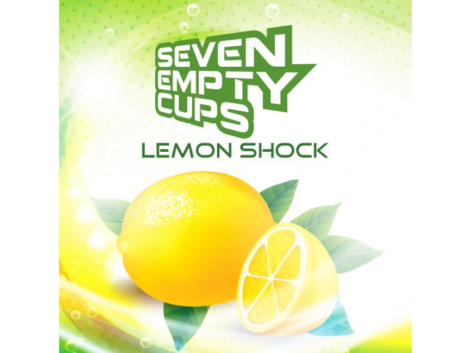 Big Mouth Shake&Vape Lemon Shock