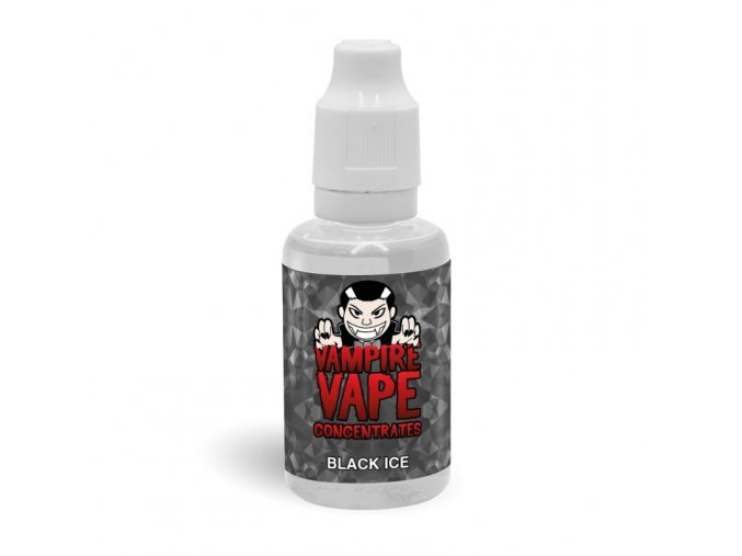 use concentrate mock ups clear bottle black ice