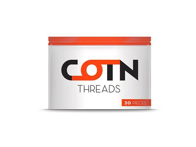 COTN Threads bavlna - šikovné prúžky