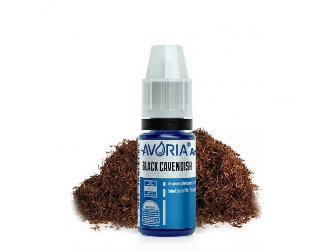 Avoria Aroma 12 ml black cavendish
